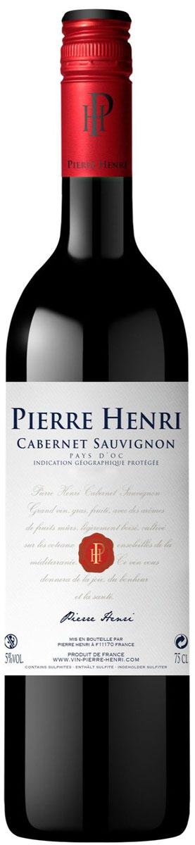 Pierre Henri Pays d'oc Cabernet Sauvignon