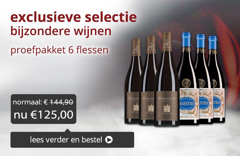 bijzondere wijnen januari