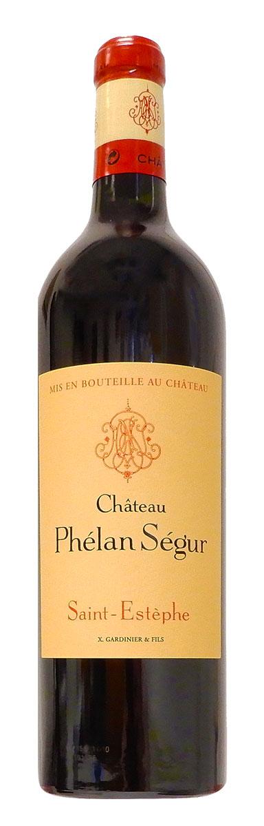 Château Phélan Ségur Saint Estèphe 2010