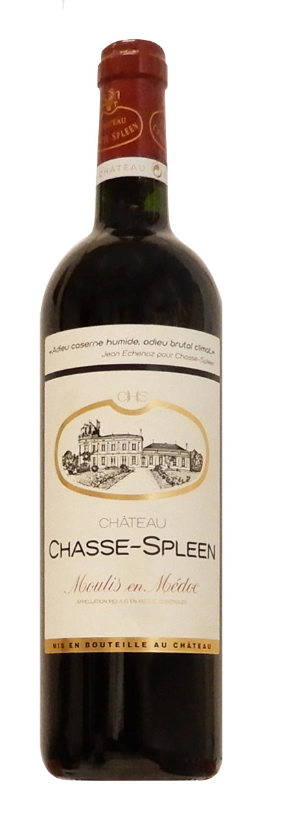 Chateau Chasse Spleen Moulis