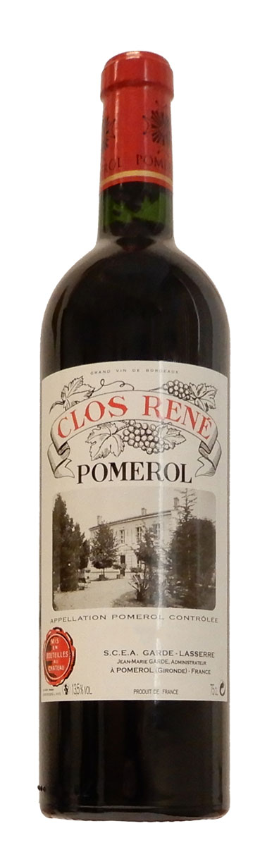 Clos René, Pomerol