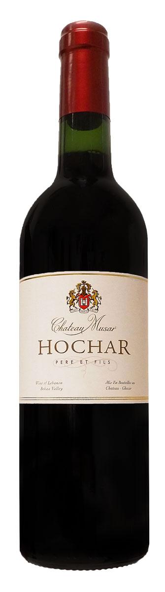 Hochar Pere et fils rouge