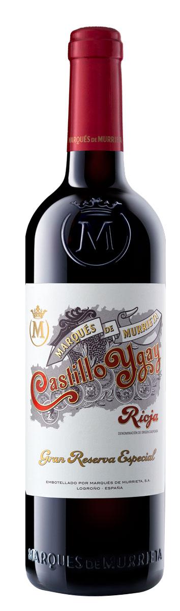 Marqués de Murrieta Castillo Ygay Tinto Gran Reserva Especial - 3 liter