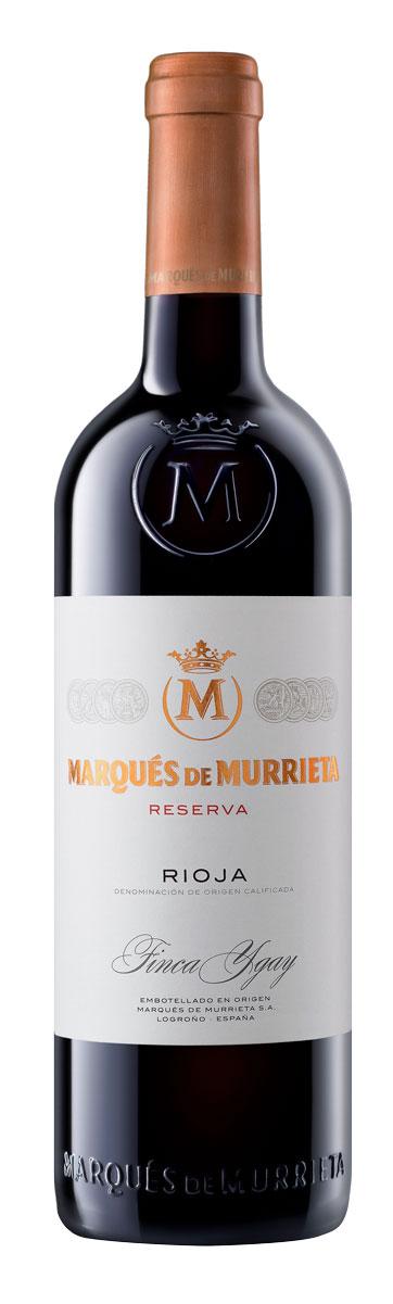 Marqués de Murrieta Reserva - 1.5 liter in houten kistje