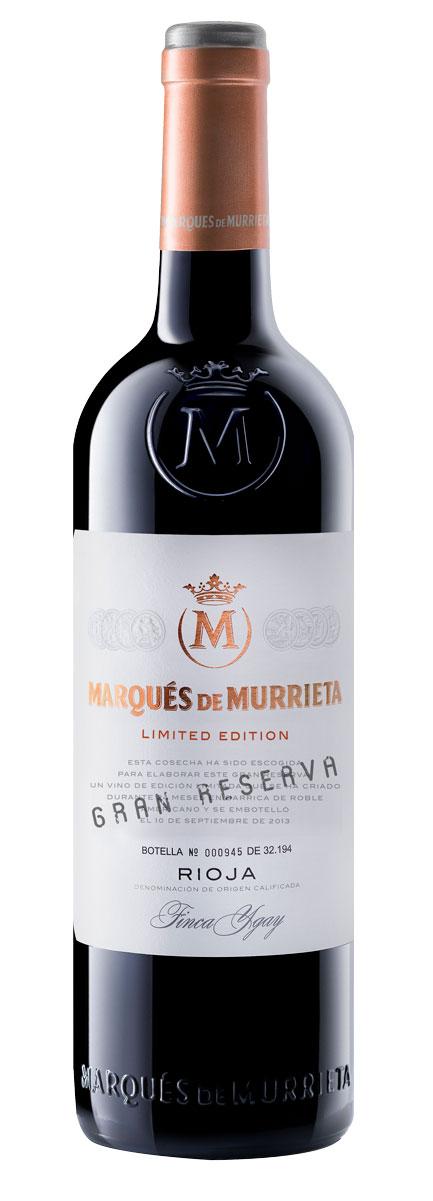 Marqués de Murrieta Gran Reserva - 1.5 liter in houten kistje