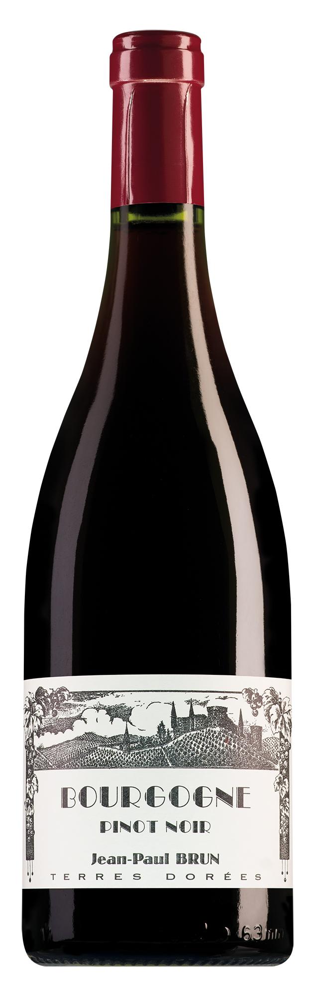 Jean-Paul Brun Terres Dorées Bourgogne Pinot Noir