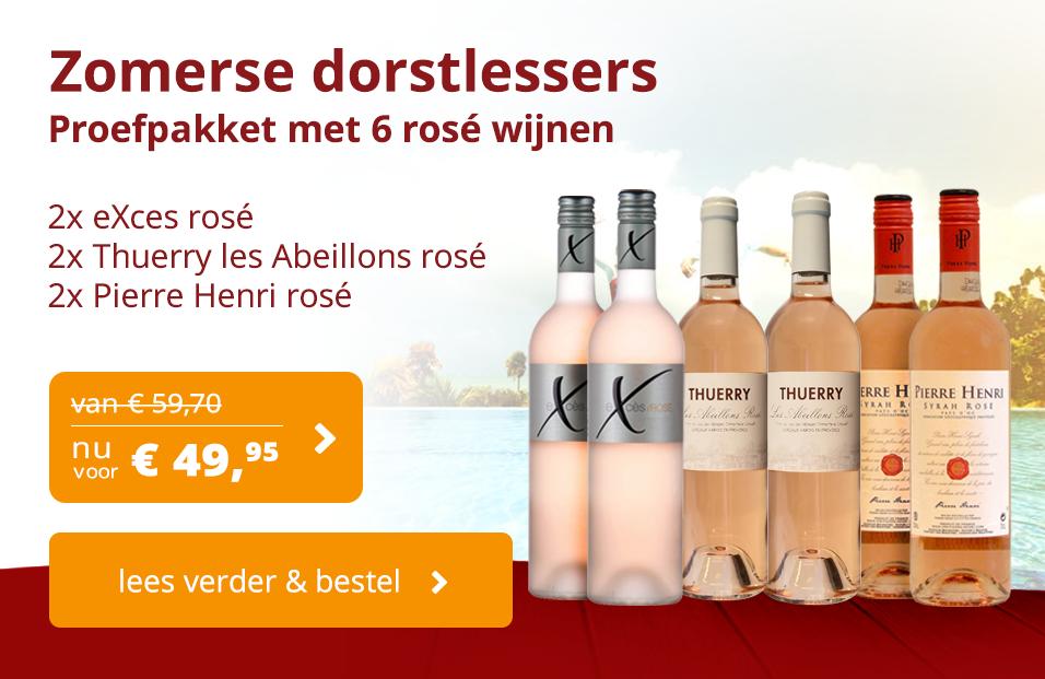 rose proefpakket