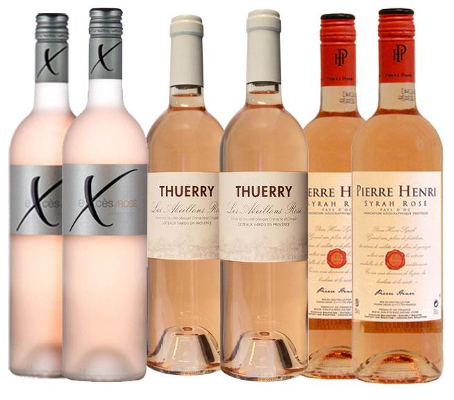 Château Thuerry, les Abeillons rosé