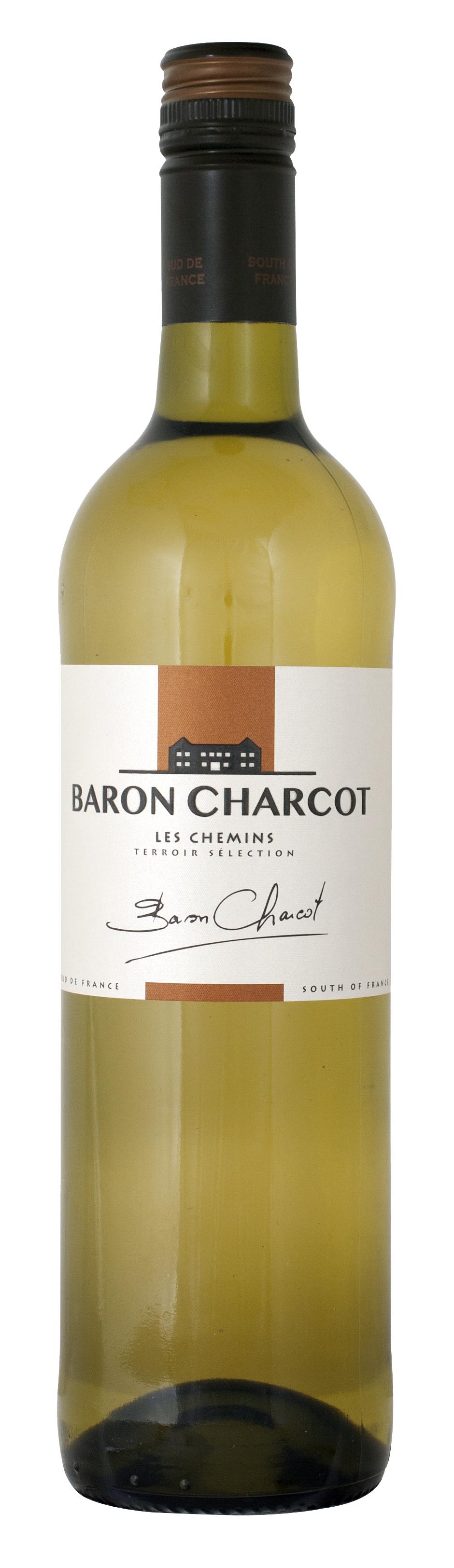 Baron Charcot Pays d'Oc Blanc