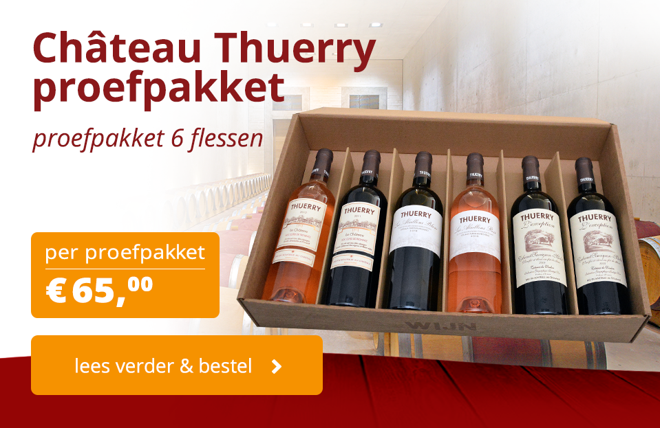 thuerry pakket