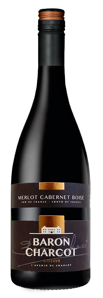 Baron Charcot Réserve Cabernet/Merlot
