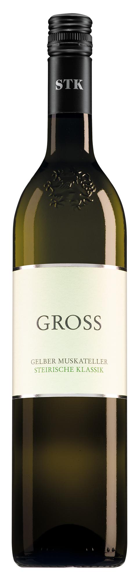 Weingut Gross Südsteiermark Gelber Muskateller