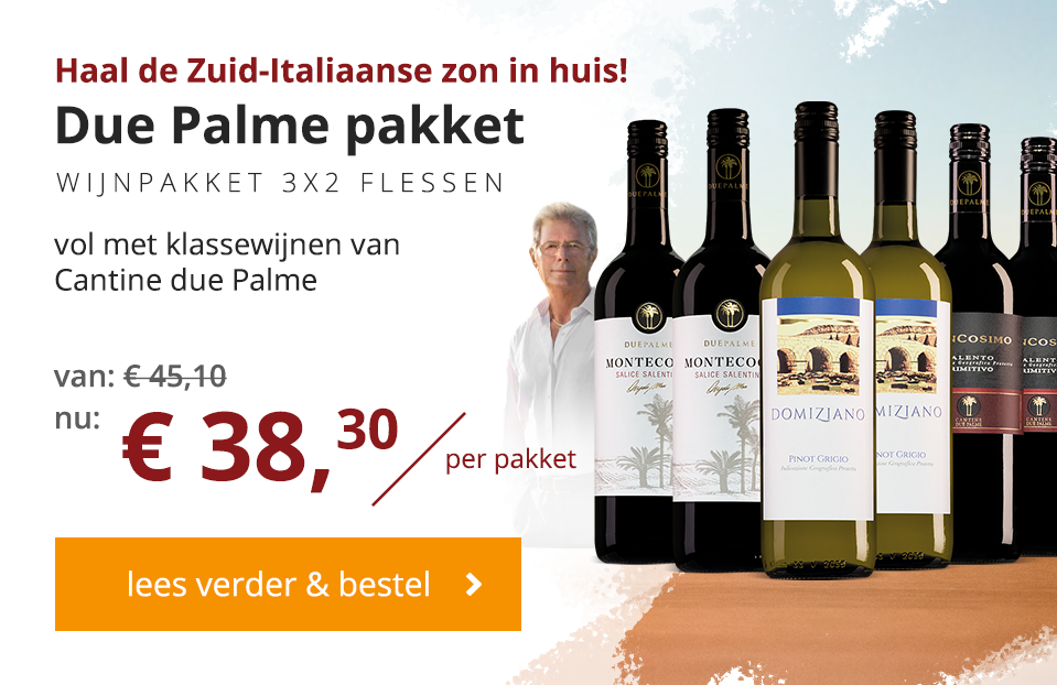 Due Palme wijnpakket