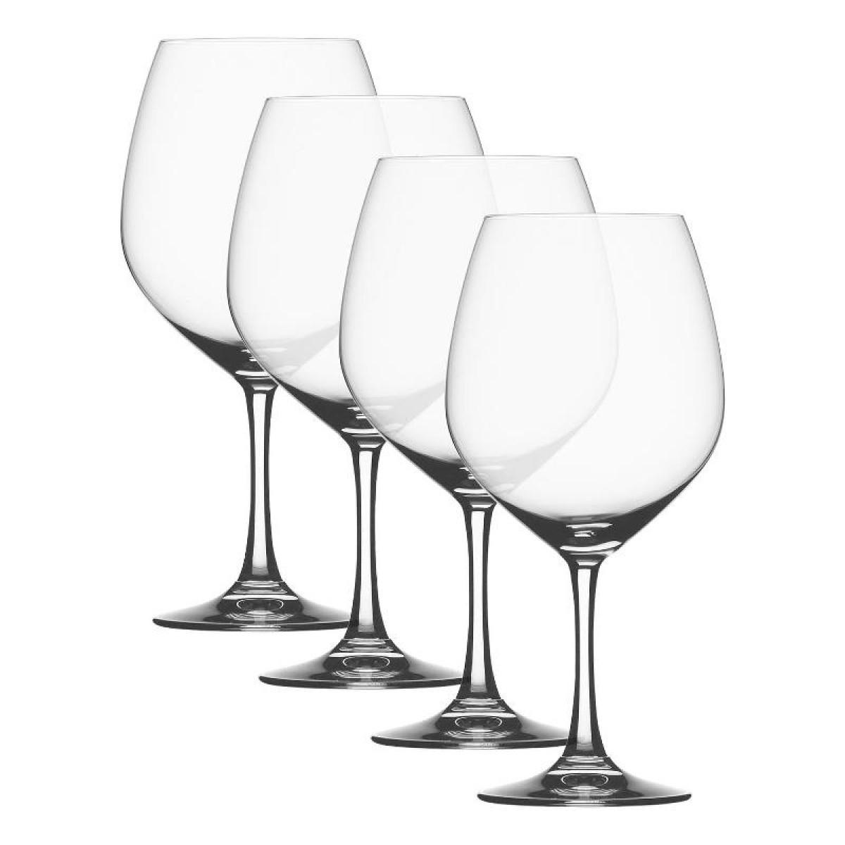 Spiegelau Vino Grande Rotwein Ballon SET VAN 4