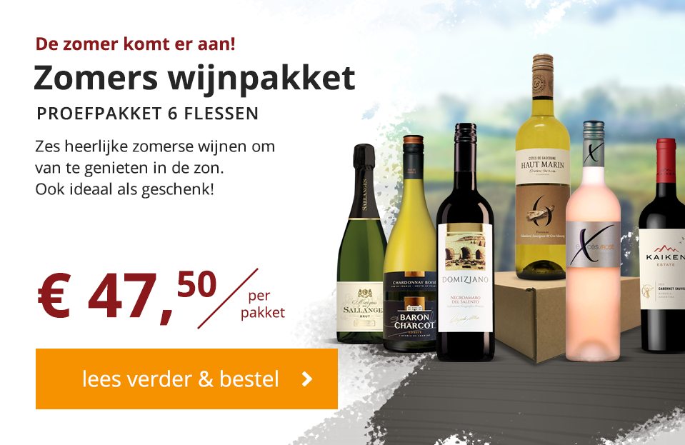 zomerpakket website