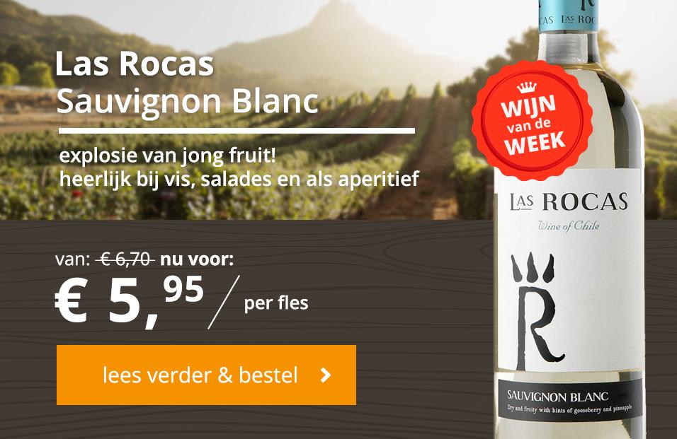 Las Rocas Sauvignon Blanc WVDW