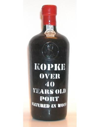 Kopke 40 Year Old Tawny Port aged on wood
