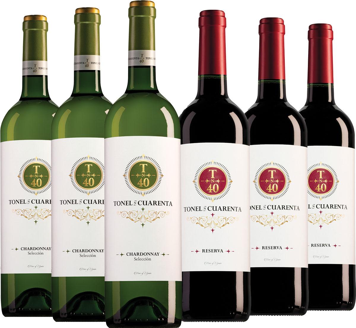 Tonel Wijnpakket