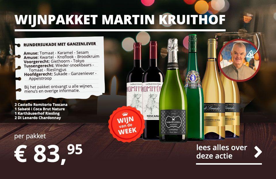 kruithof menu 1