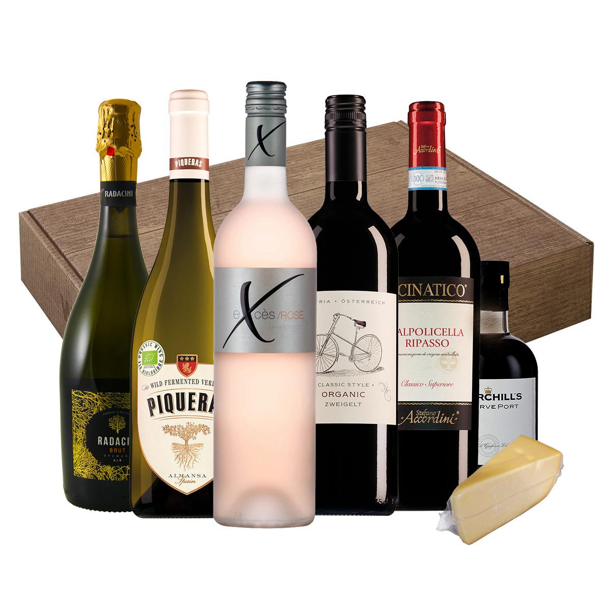 Wijnpakket 'Wijnfestijn!'