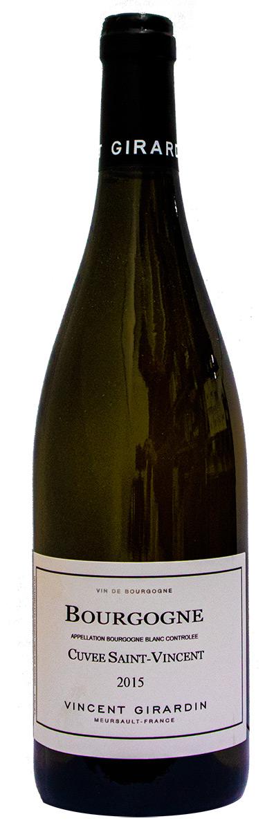 Vincent Girardin Bourgogne Cuvee Saint-Vincent blanc