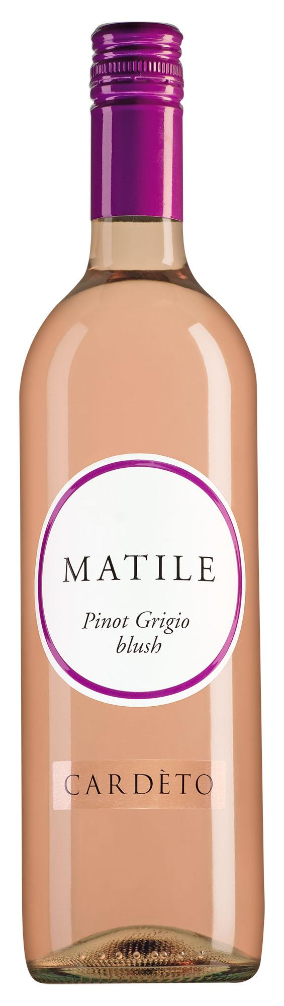 Cantina Cardèto Umbria Matile Pinot Grigio Blush