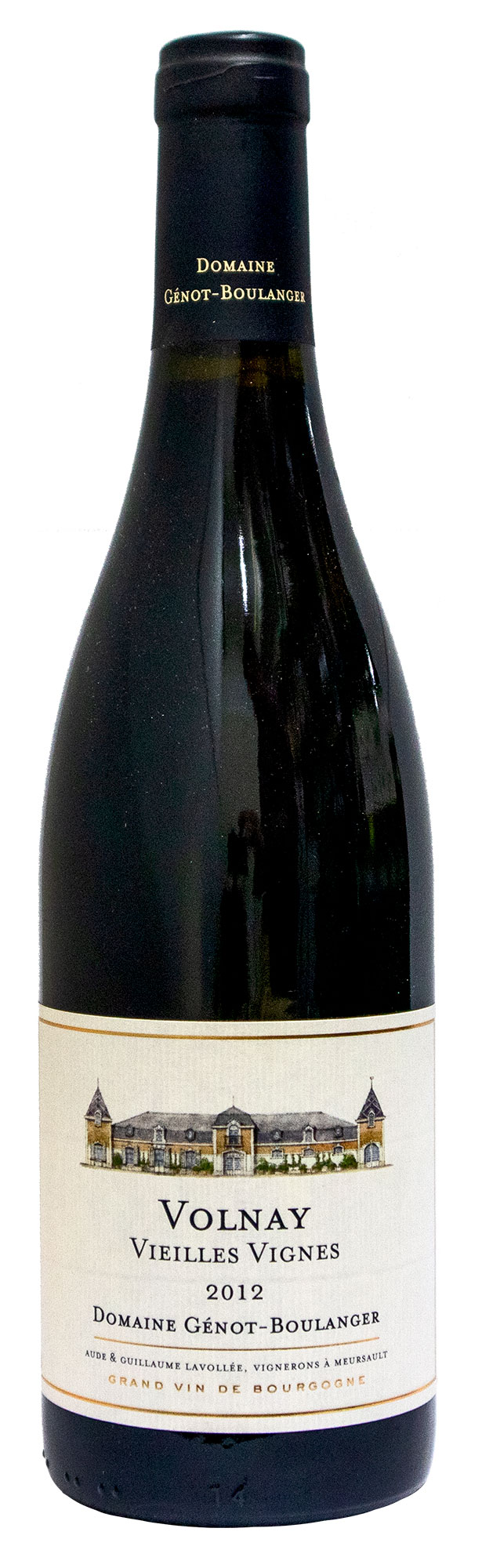 Domaine Génot-Boulanger Volnay Vieilles Vignes