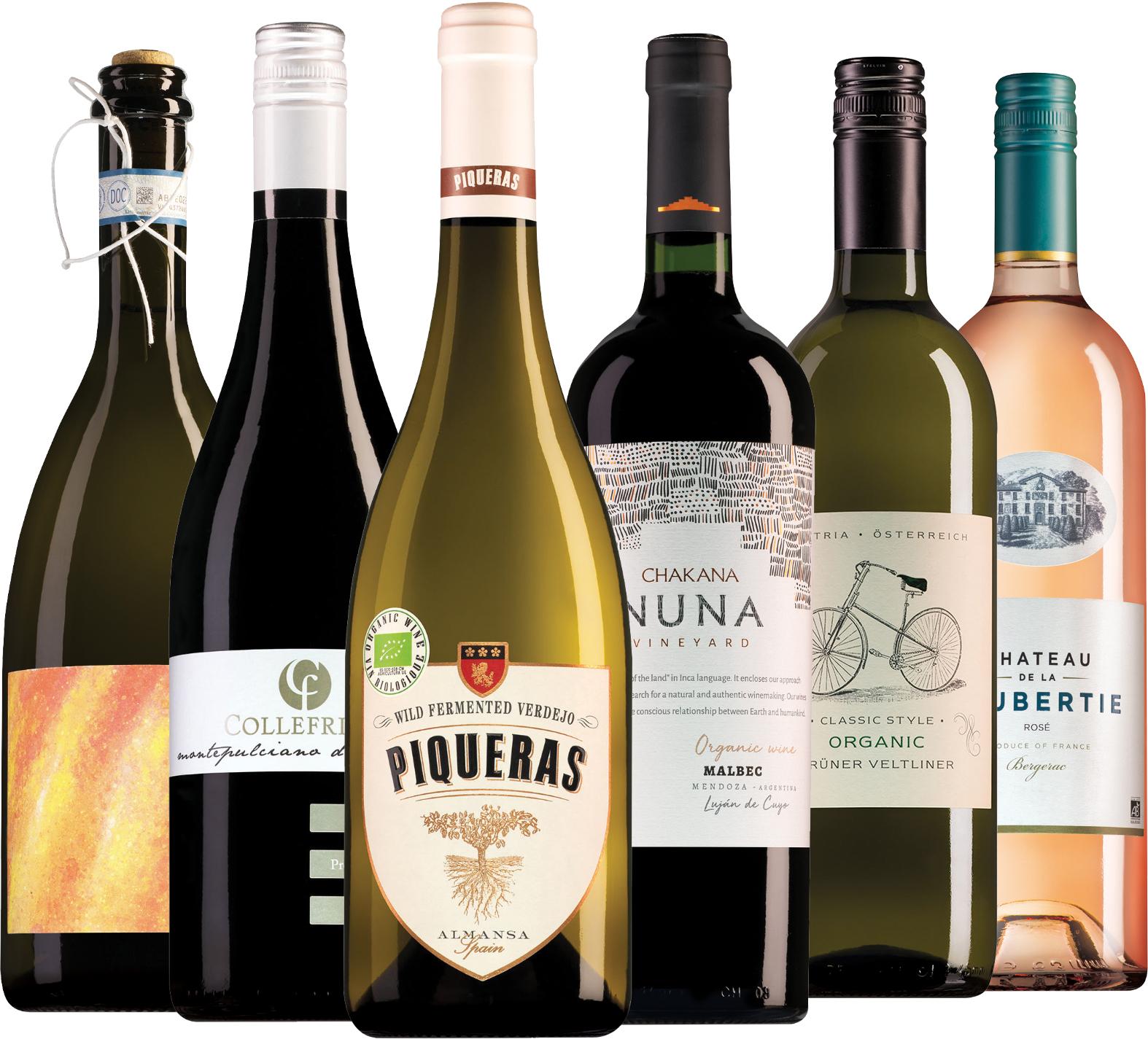 Wijnpakket Biologisch