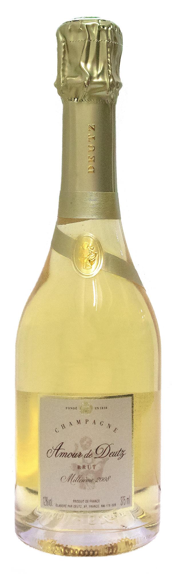 Amour de Deutz Champagne halve fles