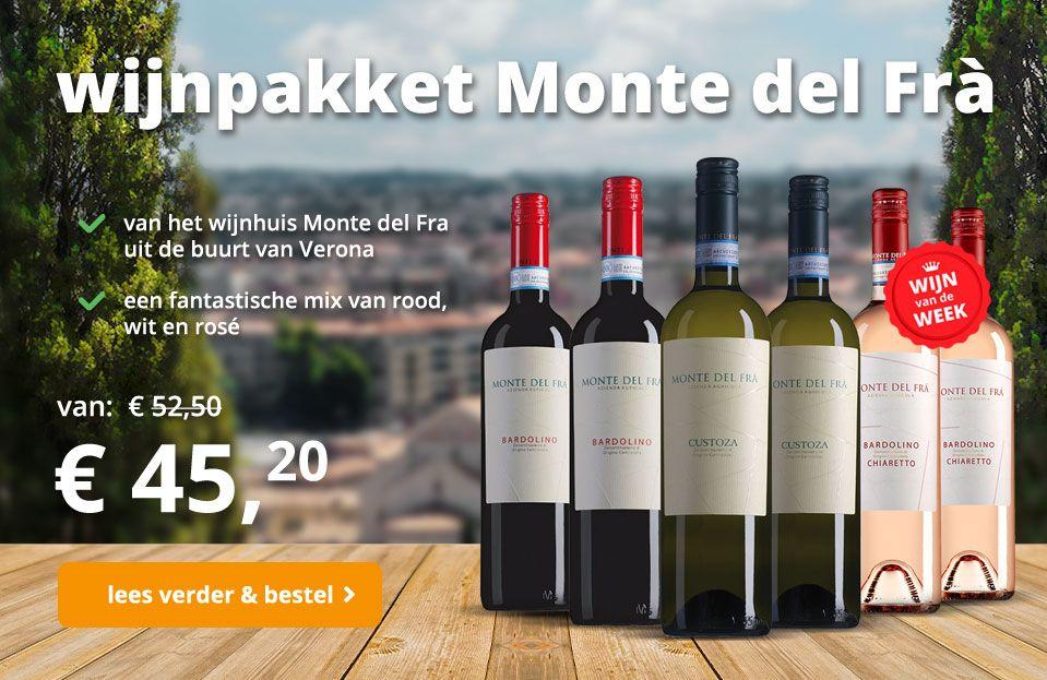 wijnpakket monte del fra