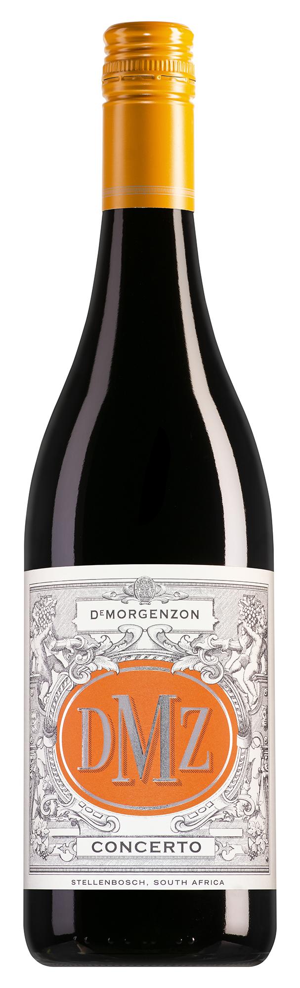 DeMorgenzon Stellenbosch DMZ Concerto Limited Release