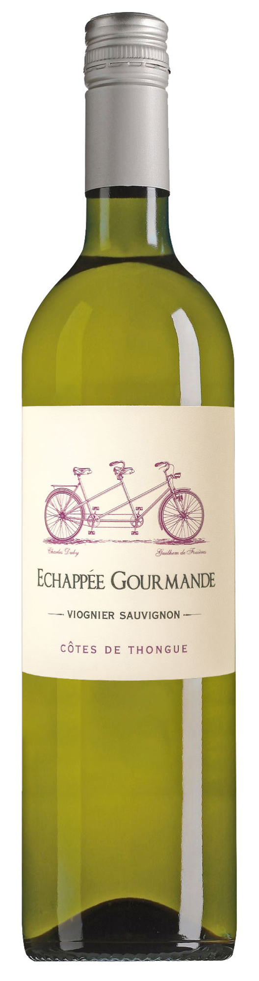 Échappée Gourmande Côtes de Thongue Viognier Sauvignon
