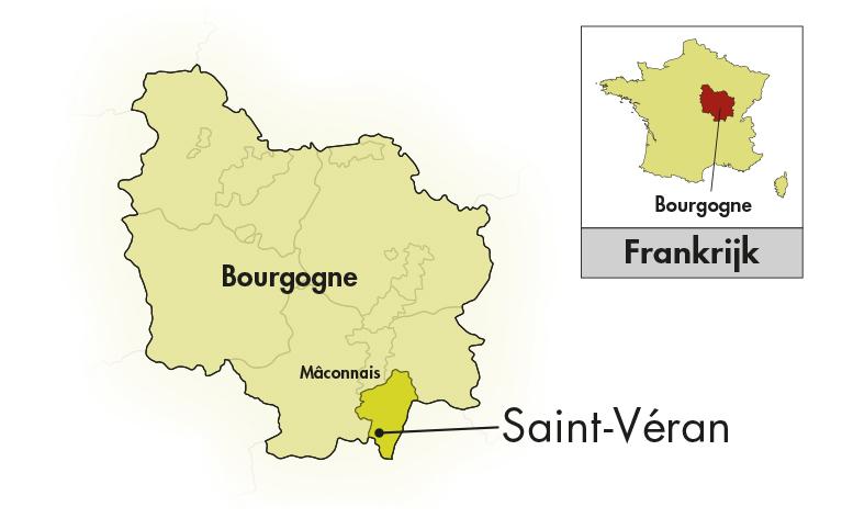 Domaine Saumaize Saint-Véran En Crêches