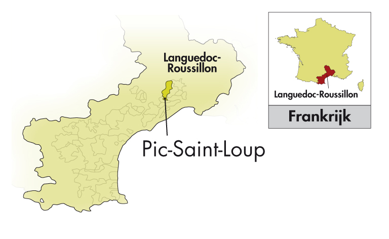Domaine Clavel Pic Saint-Loup Mescladis rosé (op=op)