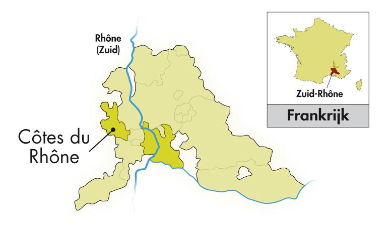 Domaine Alary Principauté d'Orange La Grange Daniel Blanc