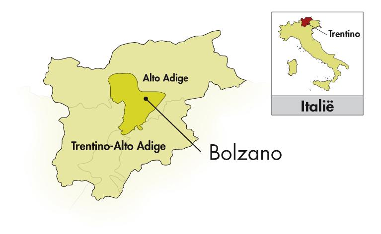 Manincor Vigneti delle Dolomiti Rosso Cassiano