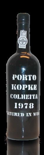 Kopke Colheita Port 2005