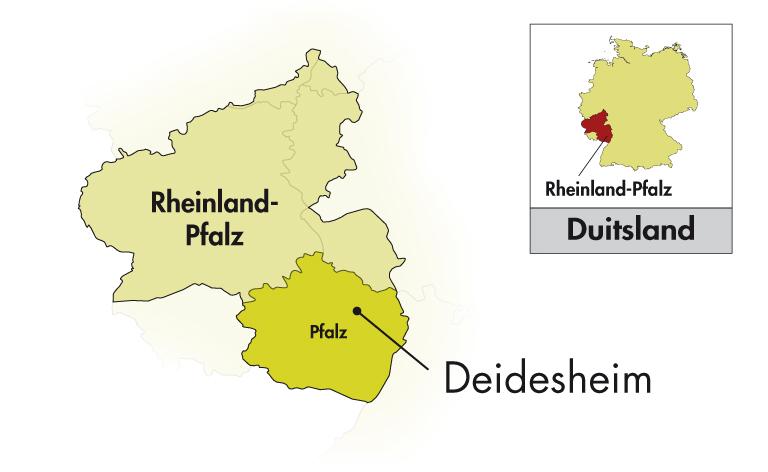 Reichsrat von Buhl Pfalz Riesling Scheurebe Auslese