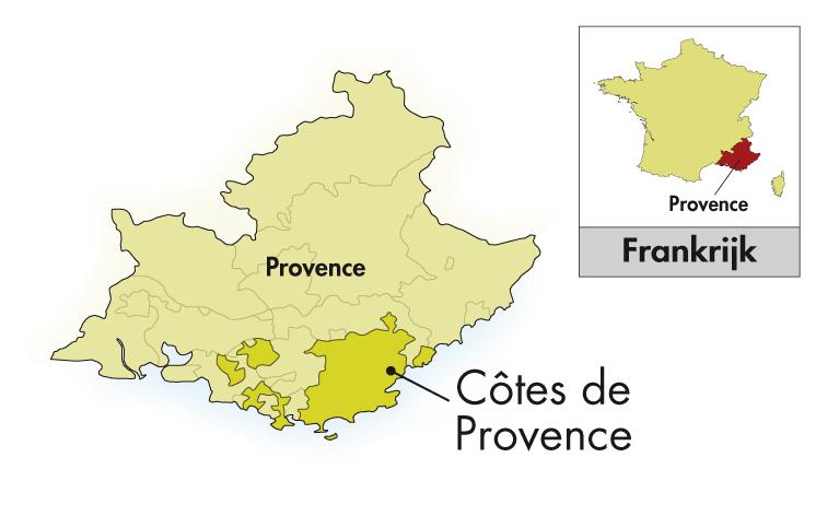 Olivier Sumeire Côtes de Provence Cabaret rosé Halve Fles