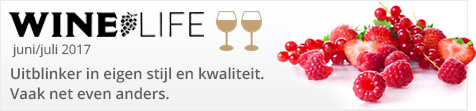 Medaille WineLife juni 2017